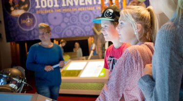 1001 Inventions opens New York