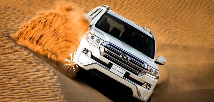 Abdul Latif Jameel launches first 4X4 driving experience in Saudi Arabia