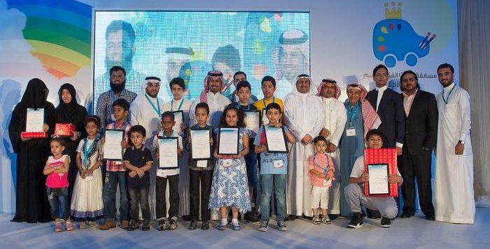 Winners of 2015 Abdul Latif Jameel Toyota Dream Car Art Competition announced