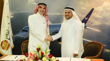 Abdul Latif Jameel Transport Ltd. to build its first bonded hub facility at Dammam Airport