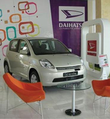 Franchise de distribution Daihatsu lancée au Maroc