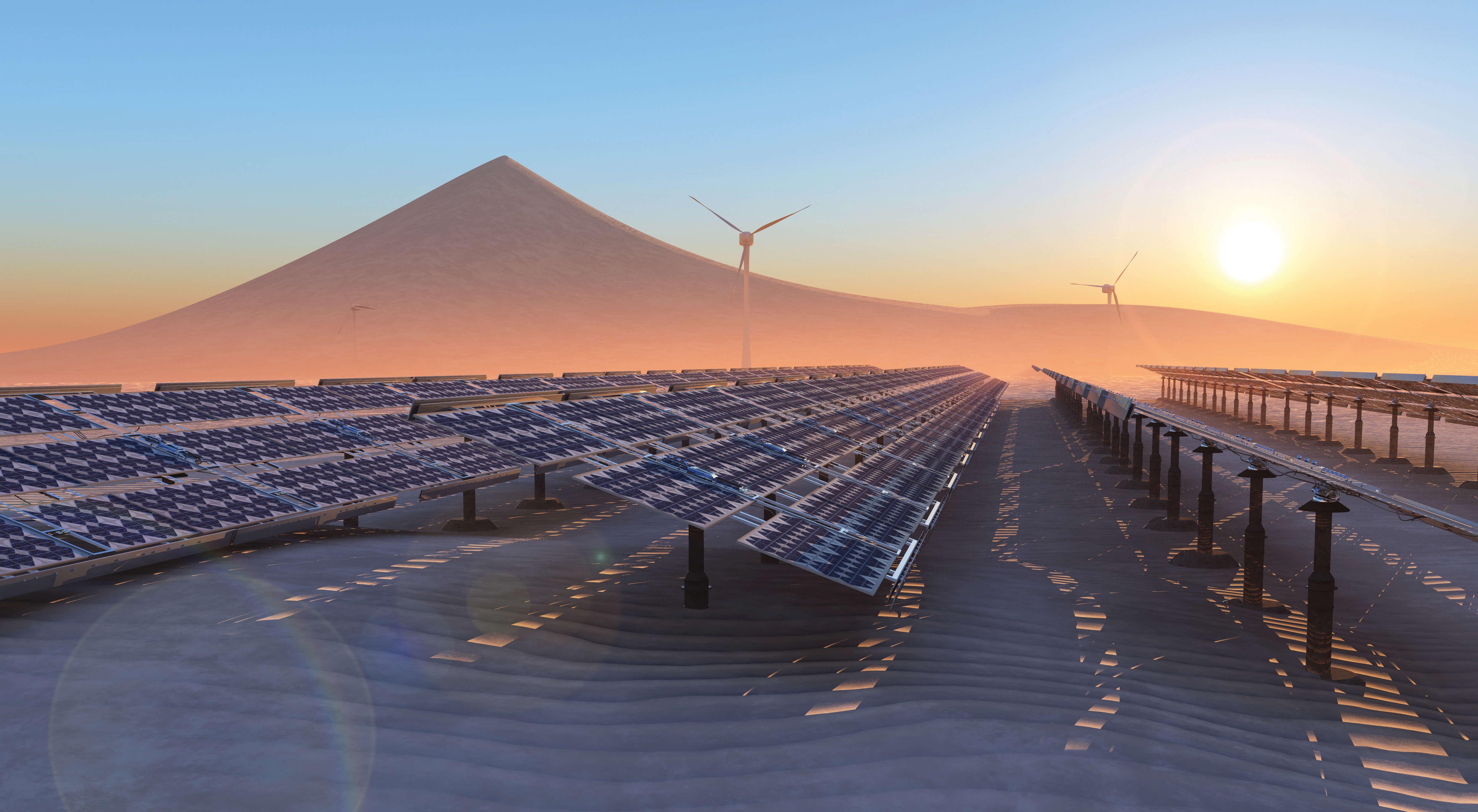 Ortadoğu, Yenilenebilir Enerji Geleceğine odaklanıyor