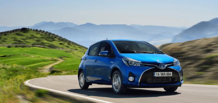 Toyota Turkey to supply Yaris Hybrid vehicles to be used in Tepebaşi municipality
