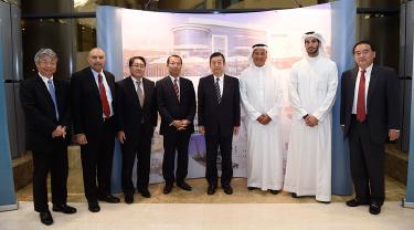 Abdul Latif Jameel Machinery inaugurates new facility in Jeddah