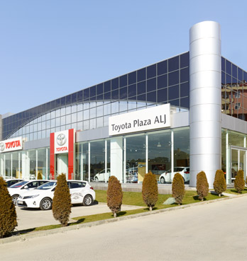 トルコでトヨタ自動車の販売代理権を取得