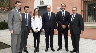 Middle east students benefit from Abdul Latif Jameel Energy scholarships