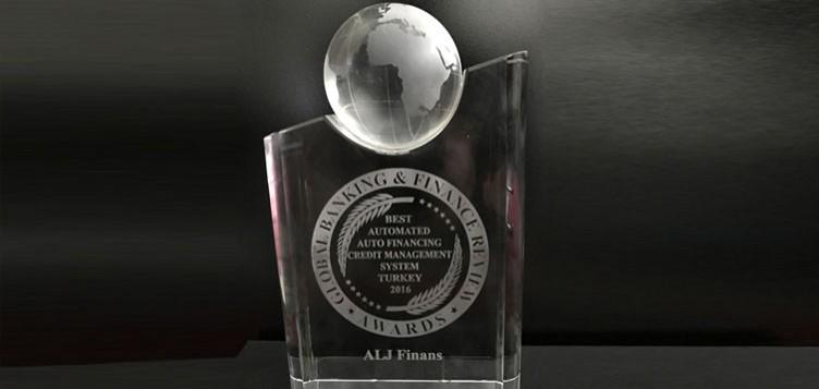 ALJ Finans in Turkey recognized with prestigious industry award