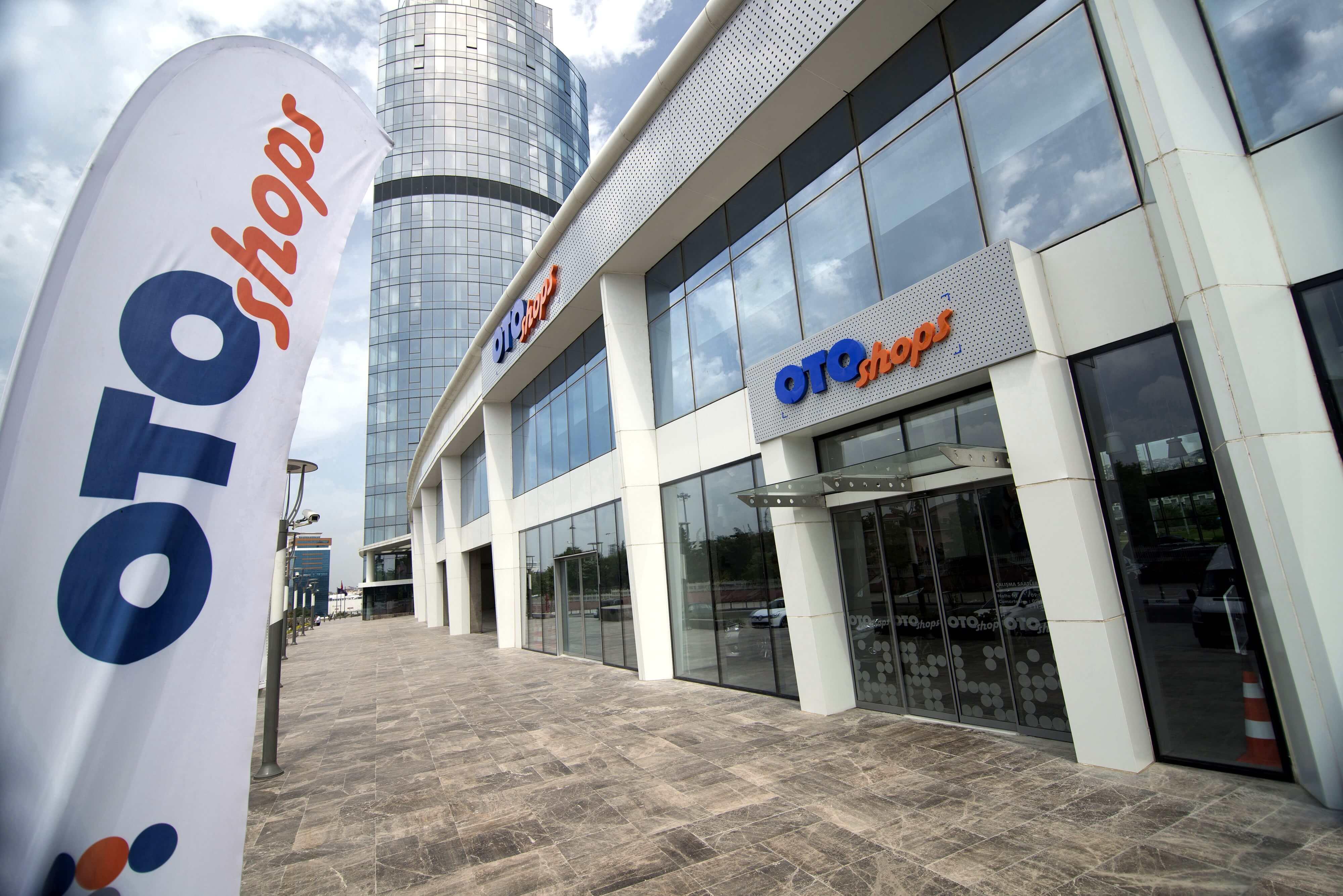 Türkiye'de OTOShop'lar açıldı