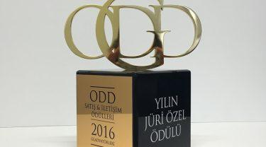 Abdul Latif Jameel Finans receives ODD Award