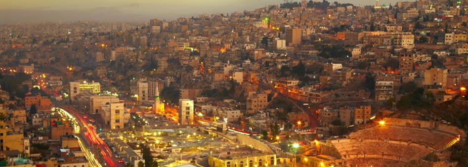 Foreign business and investment in Jordan - Abdul Latif Jameel®