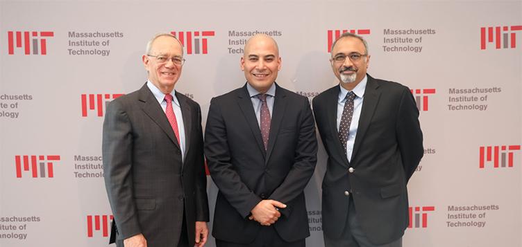 MIT President L. Rafael Reif Fady Mohammed Jameel President of Community Jameel International MIT Vice President