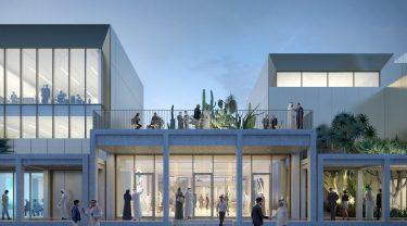 Jameel Arts Centre Dubai Building Overview
