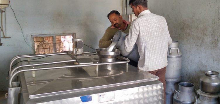 J-WAFS développe une technologie portative, peu coûteuse, pour tester la qualité et la sécurité du lait