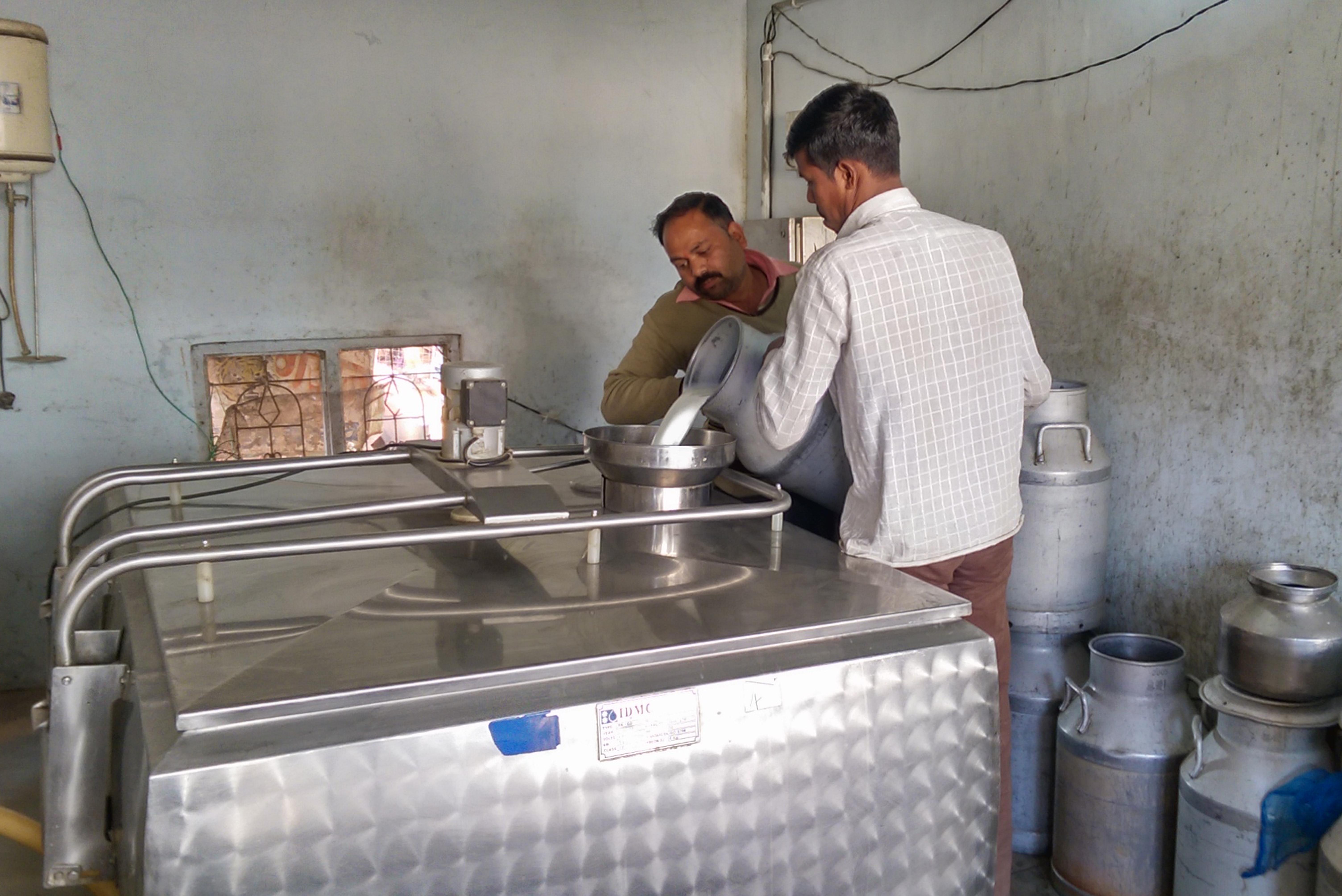 J-WAFS ha desarrollado tecnología portátil de bajo coste para monitorear la calidad y seguridad de la leche