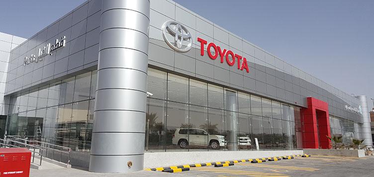 Abdul Latif Jameel Motors annonce l'ouverture d'un nouveau site de services aux clients et de vente à Hufof