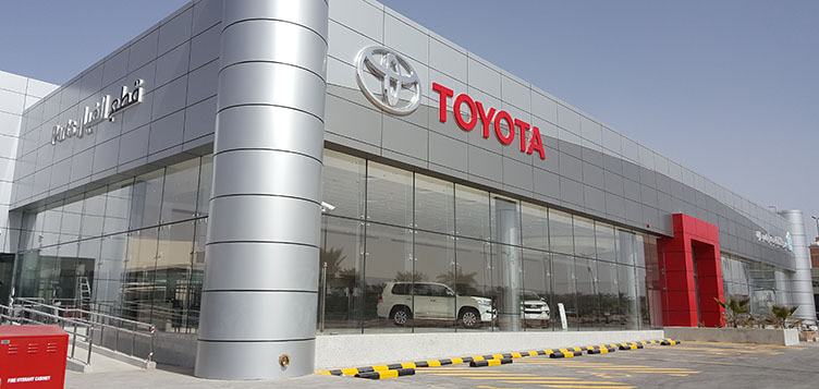 Abdul Latif Jameel MotorsがHufofに新しい販売および顧客サービス施設を開設すると発表