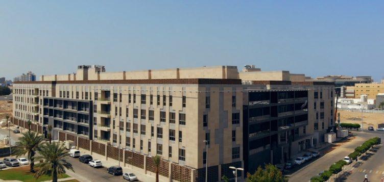 安利捷地产在沙特阿拉伯推出首个住宅综合项目 J|ONE