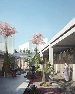 الافتتاح المرتقب لمركز جميل للفنون سيكون في نوفمبر