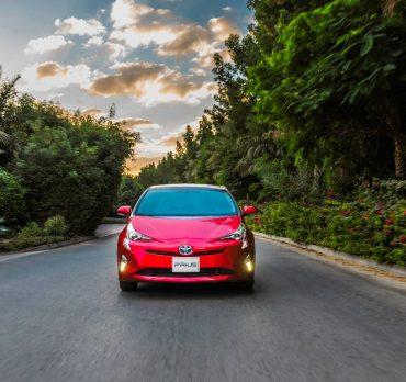 2018 Toyota Prius Hybrid Car - Abdul Latif Jameel®