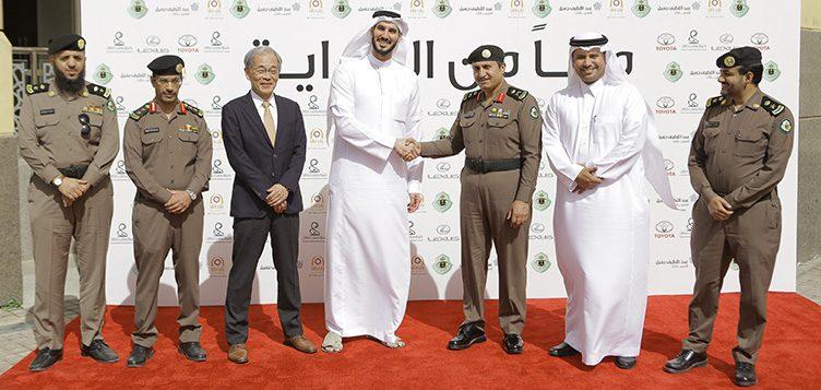 عبد اللطيف جميل للسيارات تضع المرأة السعودية على طريق النجاح في قيادة السيارات