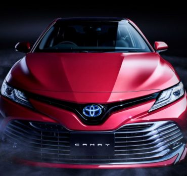 Congratulations, Toyota!