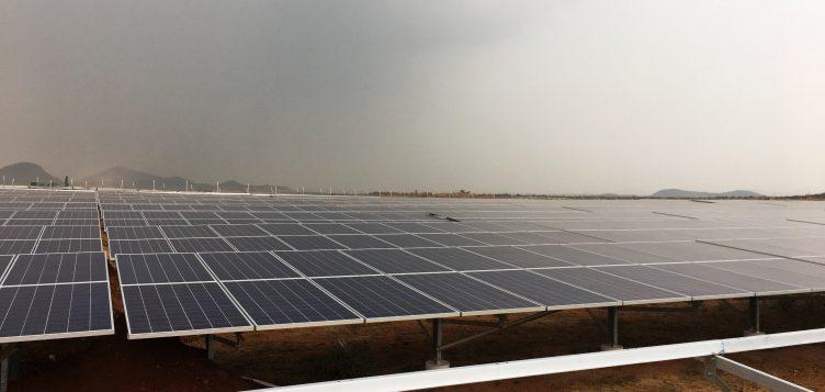 FRV, de Abdul Latif Jameel Energy, anuncia la apertura de su primer proyecto solar en la India.