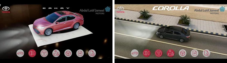 Toyota Saudi Select AR