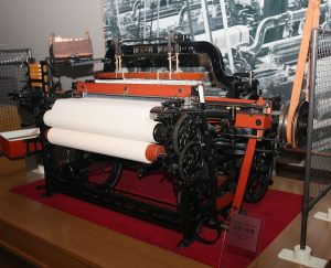 Non-Stop Shuttle Change Toyoda Automatic Loom Type