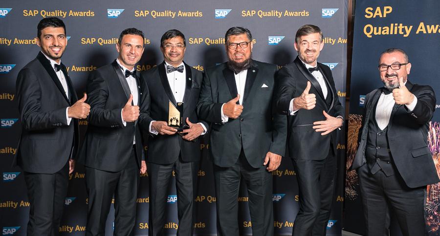 عبداللطيف جميل للسيارات تفوز بجائزة عالمية في التحول الرقمي