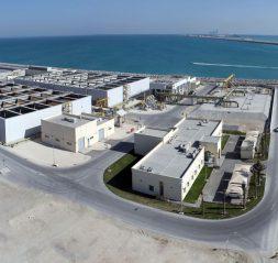 التوسع في قطاع المياه في الشرق الأوسط