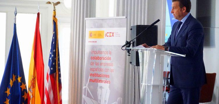 Almar Water Solutions se une a expertos de la industria para hablar sobre los desafíos mundiales en el campo del agua en el evento de ICEX en Washington