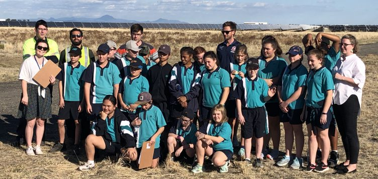 An education in climate change for the next generation