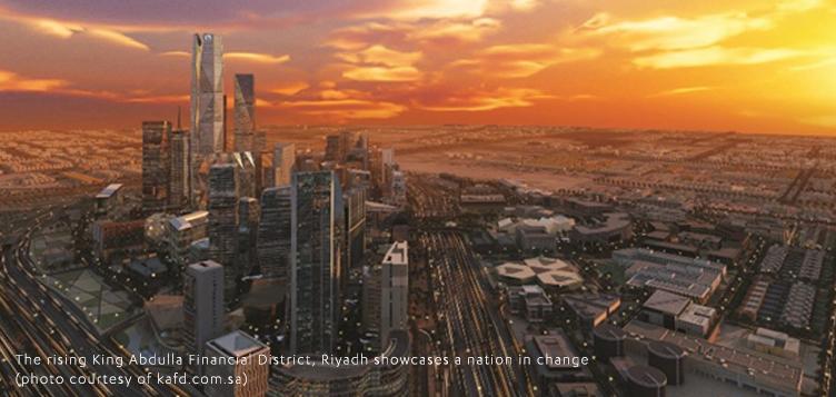 Saudi Arabia: A changing landscape