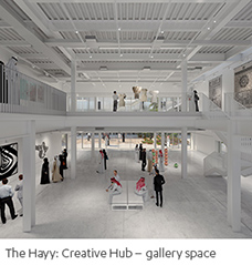 The Hayy: Creative Hub