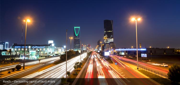 Riyadh - Capital of Saudi Arabia