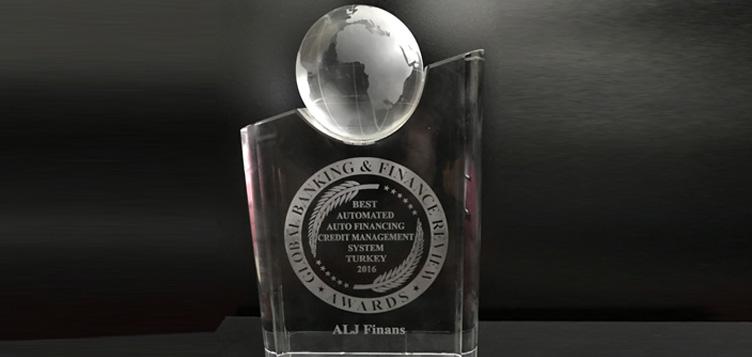 Global industry awards recognise customer-centric approach by ALJ Finansman Turkey