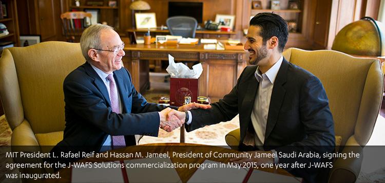 J-WAFS achievements – a proud history of progress