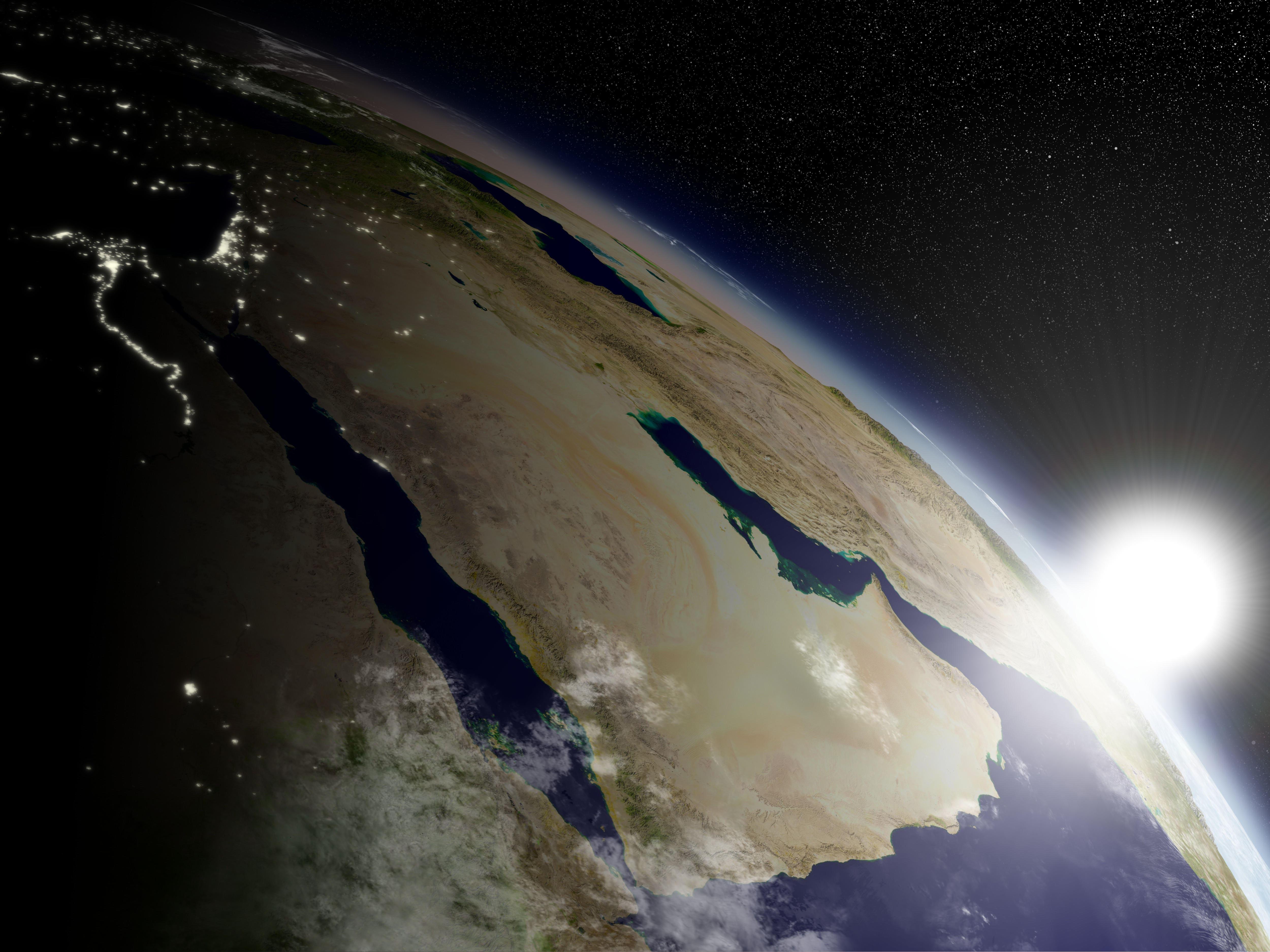 GCC Region