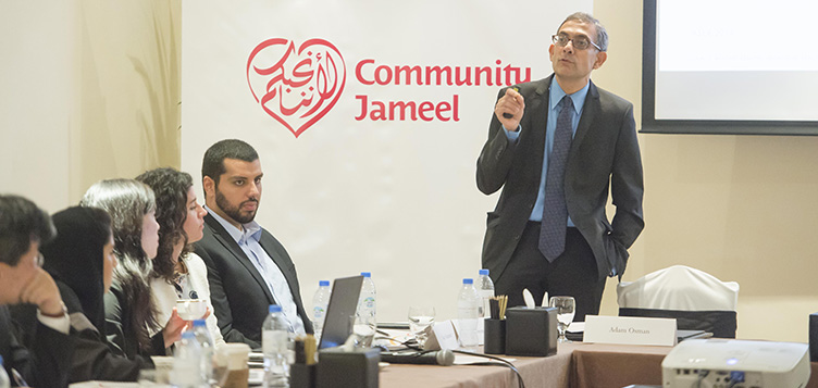 معمل عبد اللطيف جميل للتطبيقات العملية لمكافحة الفقر (J-PAL) يكثّف جهوده في الشرق الأوسط