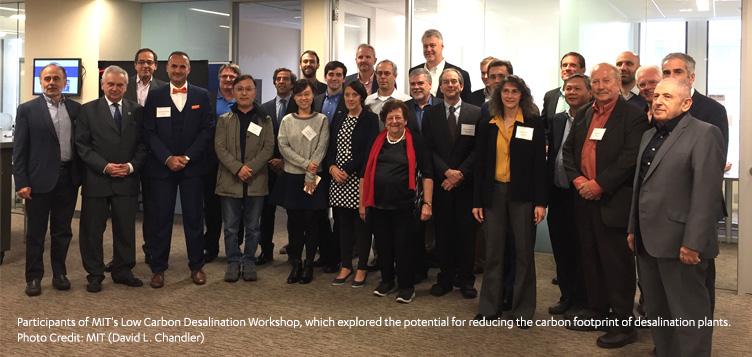 Global experts gather for desalination workshop