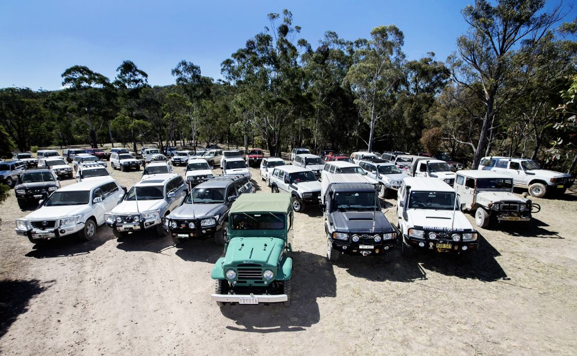 Toyota Land Cruiser : 10 millions et au-delà