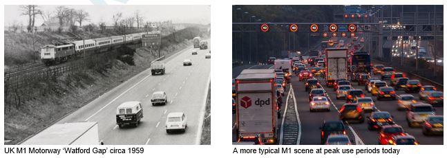 UK Motorway Comparison