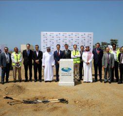 Almar Water Solutions inaugure l'usine de dessalage