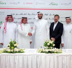 Motors signs 3-year contract for Saudi motorsports