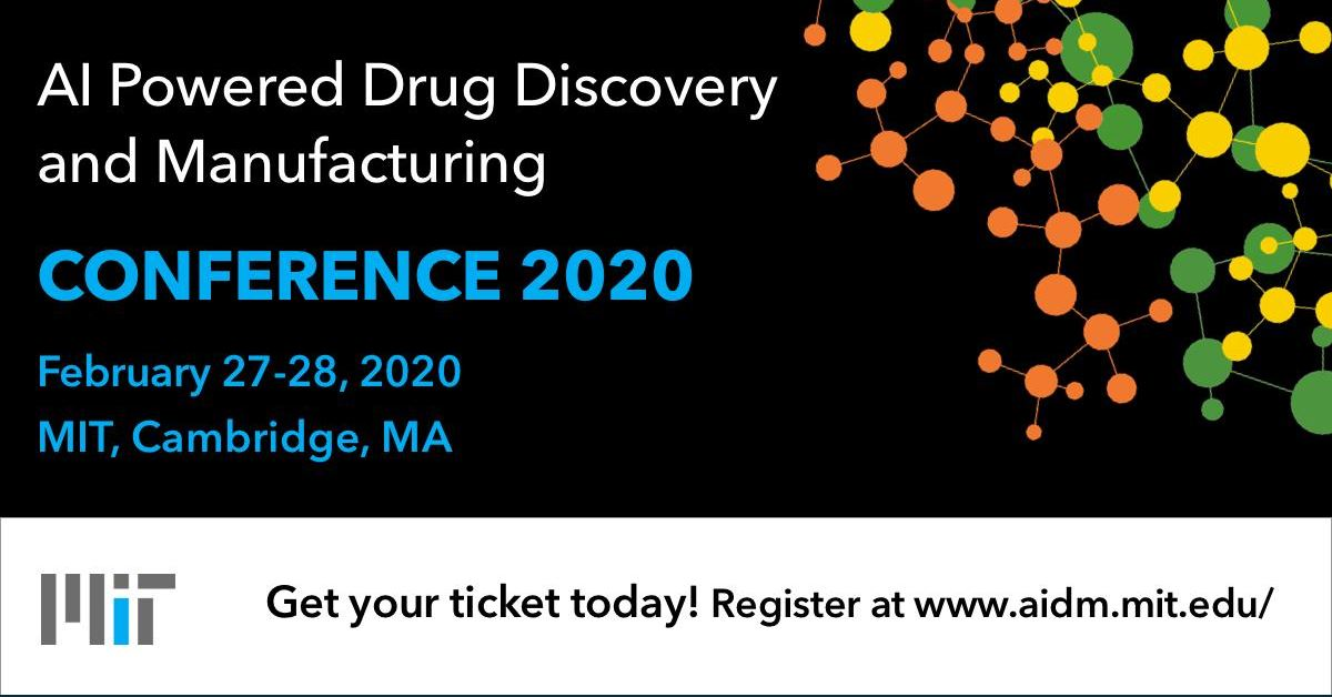 MIT AI Powered Drug Discovery and Manufacturing