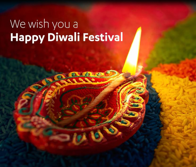 Best wishes for Diwali 2019!