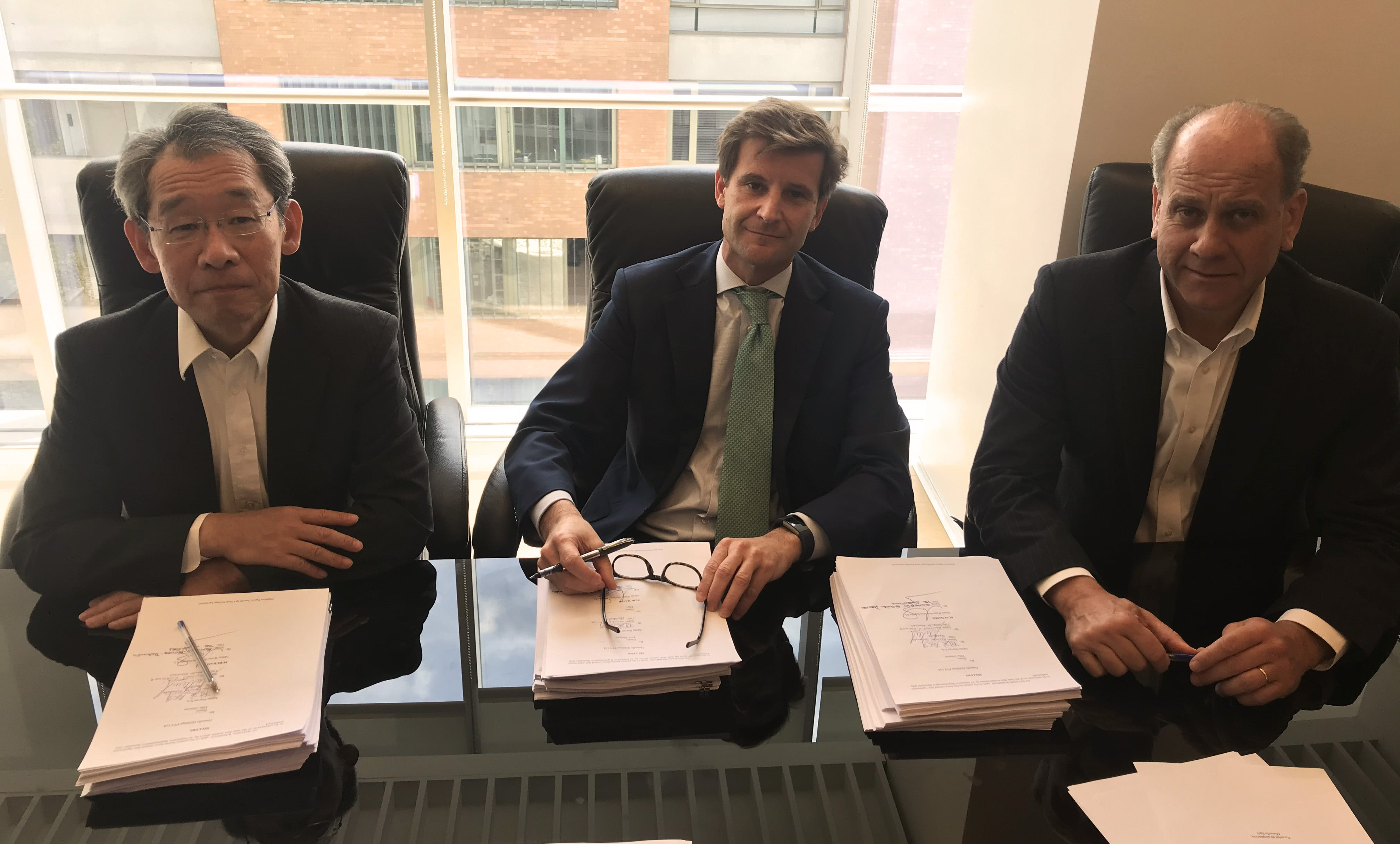 Almar Water Solutions acquires Chilean water treatment company Osmoflo SpA