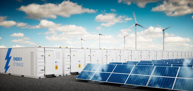 شركة عبداللطيف جميل للطاقة FRV تبدأ بتطوير مشاريع تخزين الطاقة حول العالم