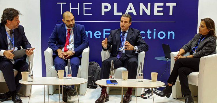 كارلوس كويزن، الرئيس التنفيذي لشركة ألمار لحلول المياه يتلقى دعوة للمشاركة في قمة المناخ