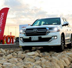 Motors celebrates Land Cruiser global sales